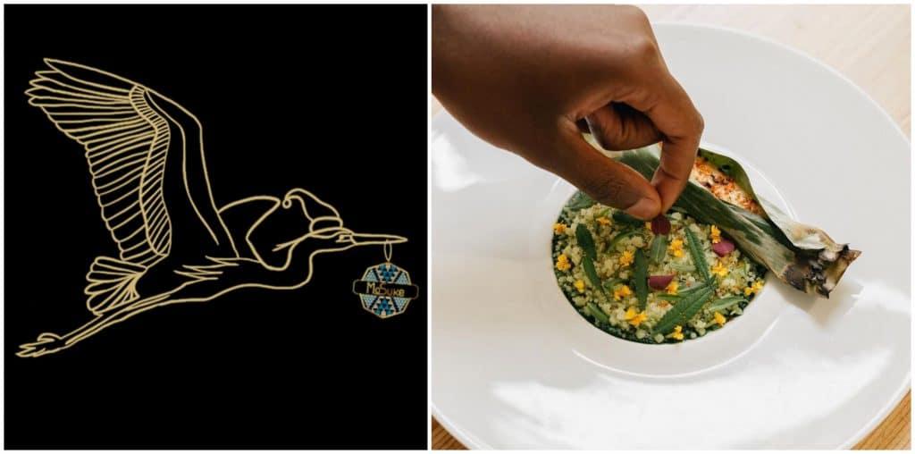 MoSucke restaurant Paris Mory Sacko Top Chef Menu Noël 2020