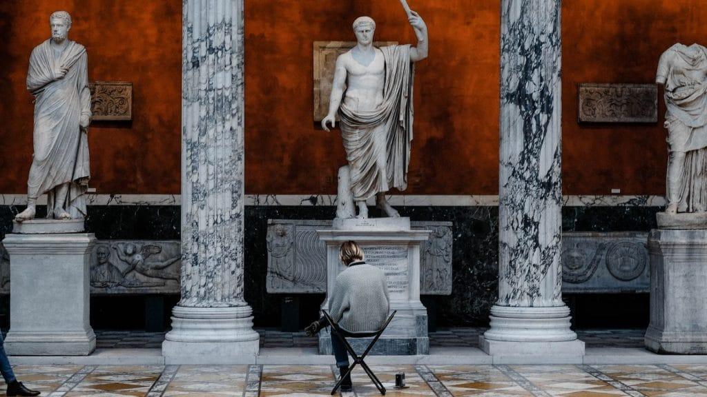 visites virtuelles conférences en ligne culture art histoire