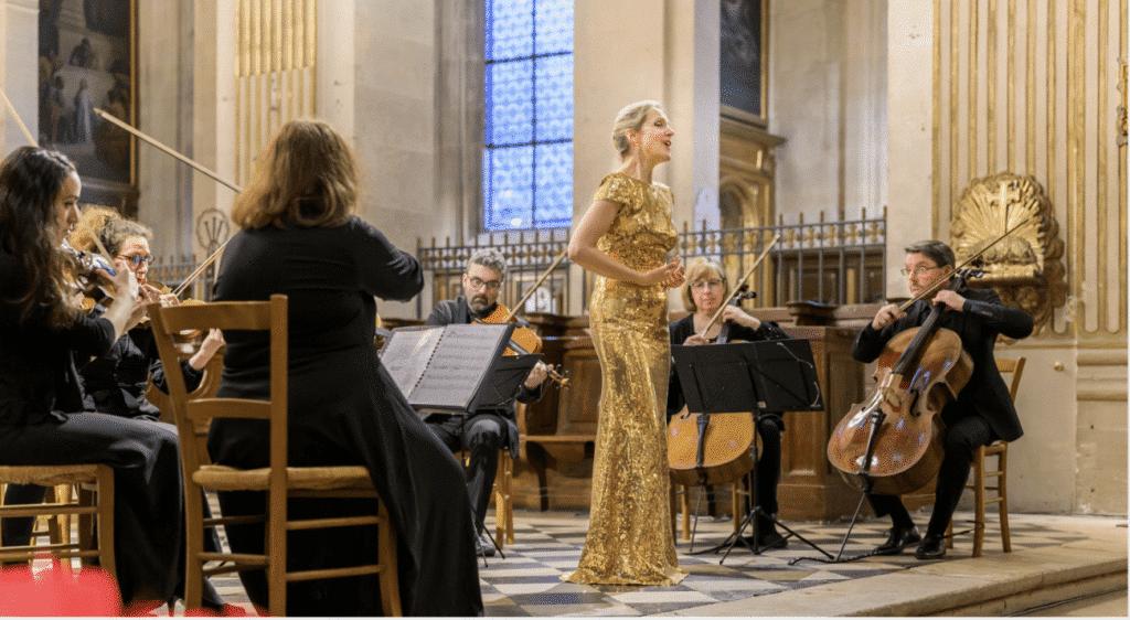Musique et Patrimoine concerts classiques à la bougie églises Paris