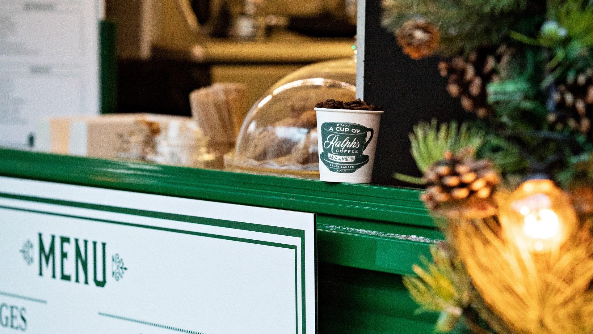 Ralph's Coffee Truck noel paris