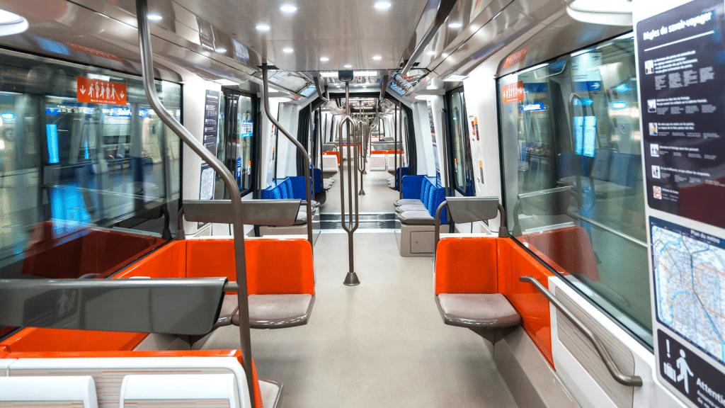 Prolongement ligne 14 métro Paris nouvelles lignes mises en service lundi 14 décembre 16h