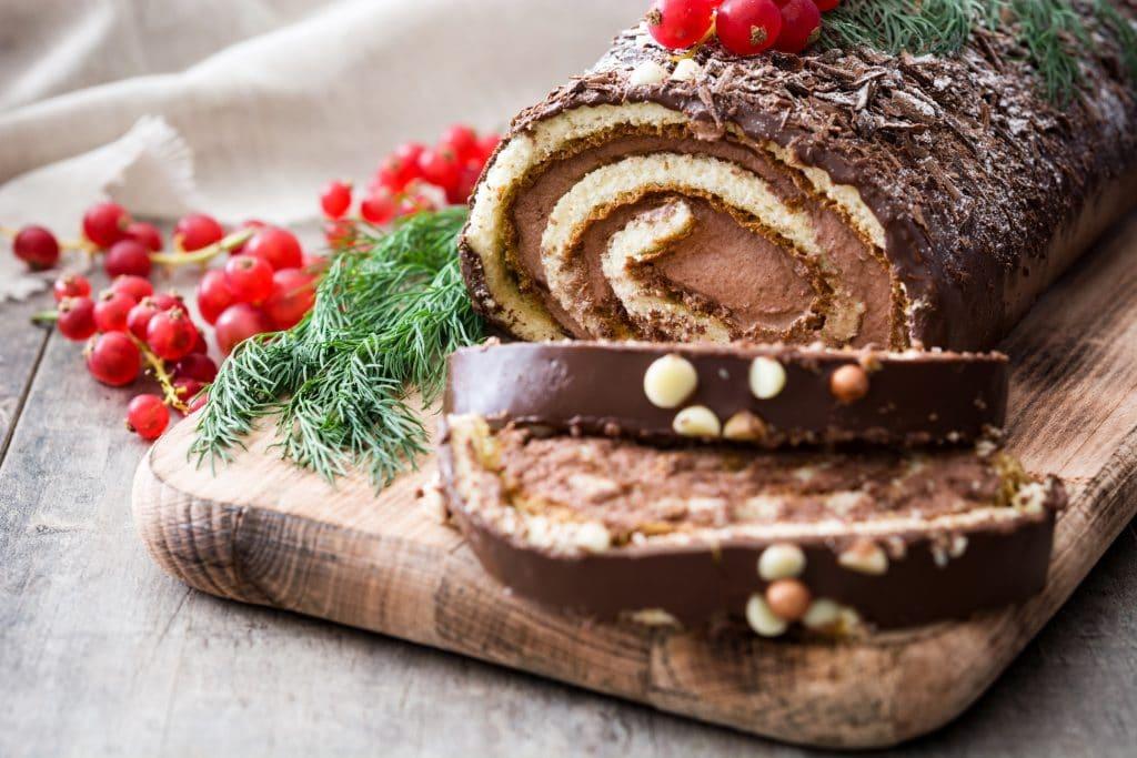 Atelier en ligne cuisine Bûche de Noël avec Chef Masterchef