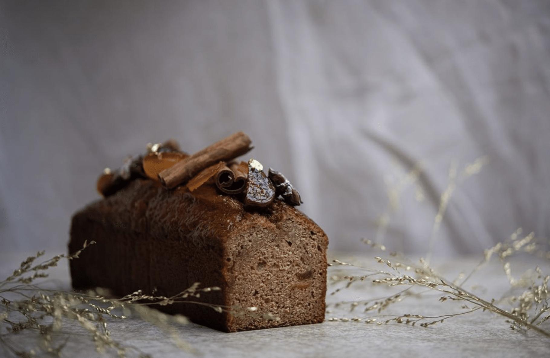 noel cake marbré julien alvarez épicerie bristol paris