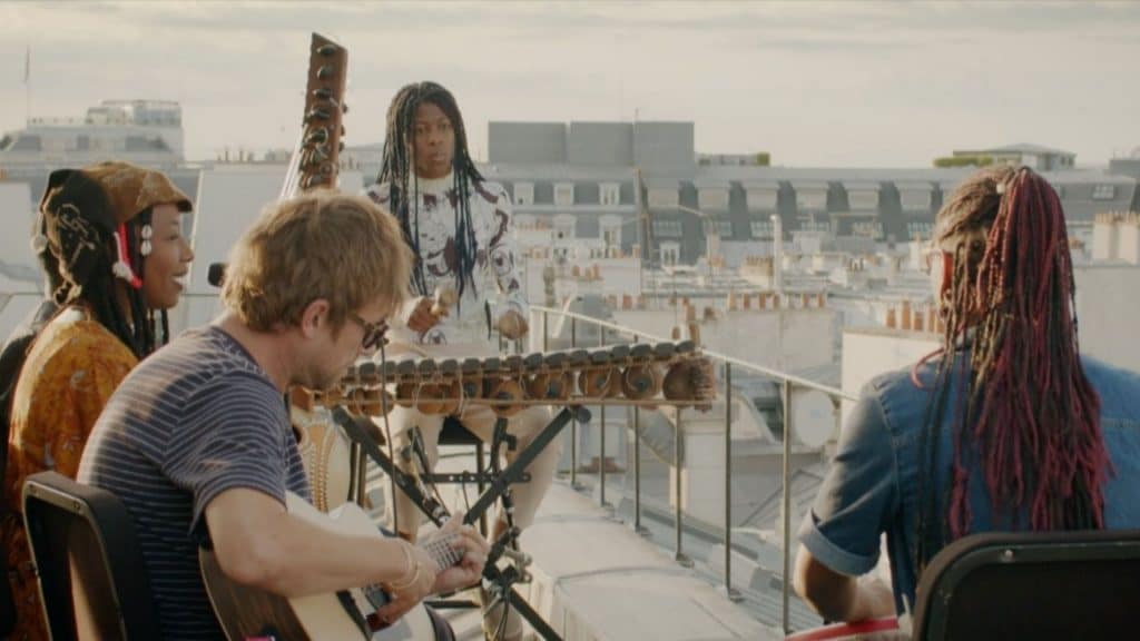 chatelet sur le toit paris théâtre en plein air en ligne performance art culture