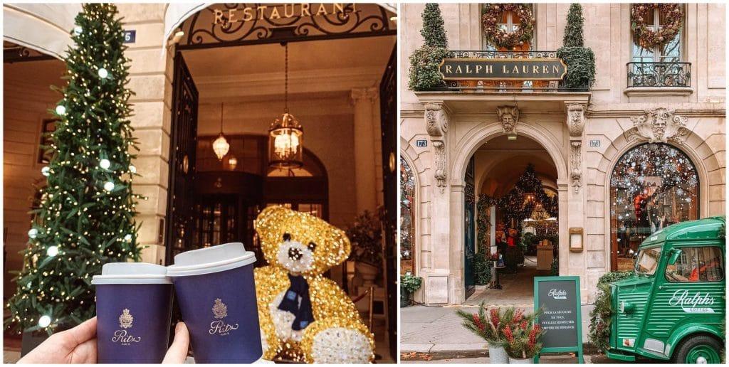 Paris Noël 2020 tous les pop-up stores gourmands Noël boutiques éphémères