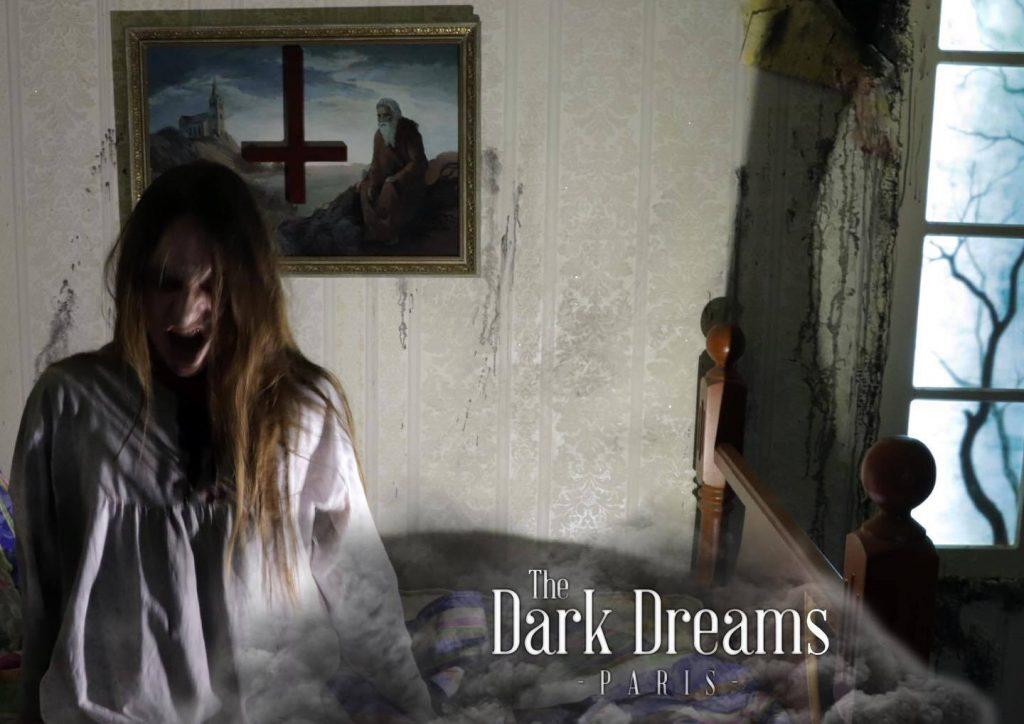 The Dark dreams Paris