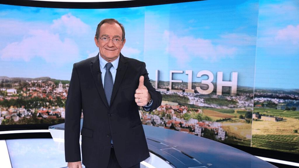 Vendredi 18 décembre 2020 dernier JT 13h Jean-Pierre Pernaut TF1