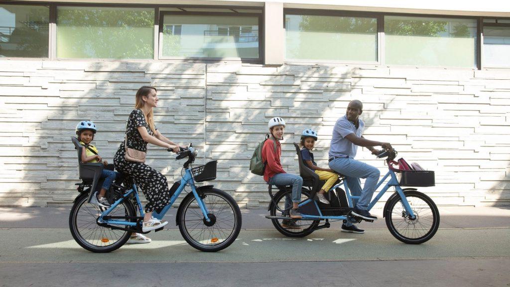 véligo nouveau vélo électrique cargo paris 3