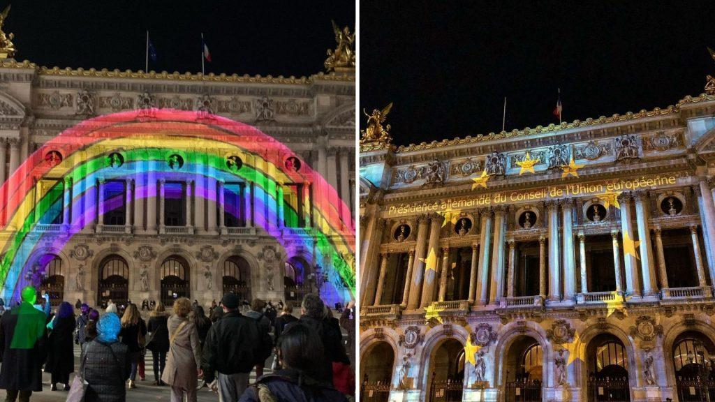 opéra vidéo mapping spectacle sons et lumières paris allemagne france europe