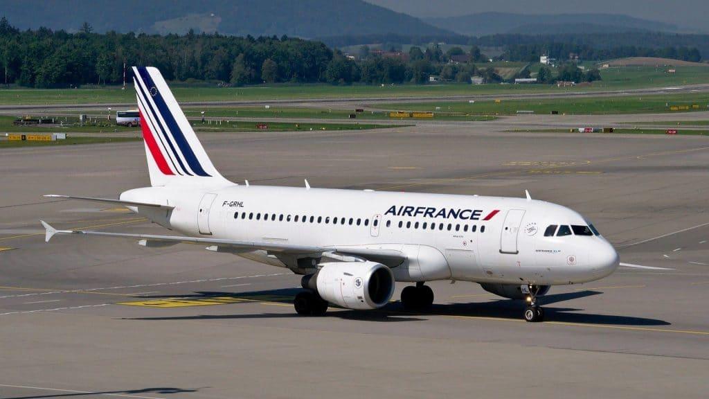 air france avion billets réservation remboursables modifiables annulation voyage 2021