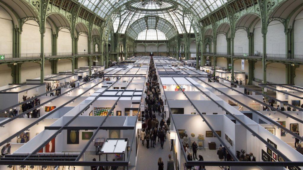 grand palais éphémère paris art paris
