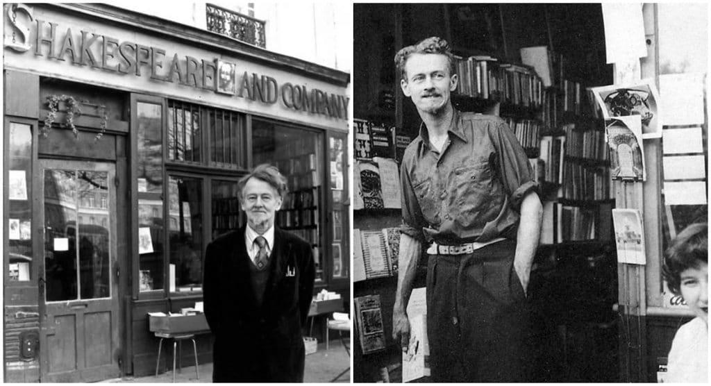 Histoire librairie Shakespeare and Company Paris