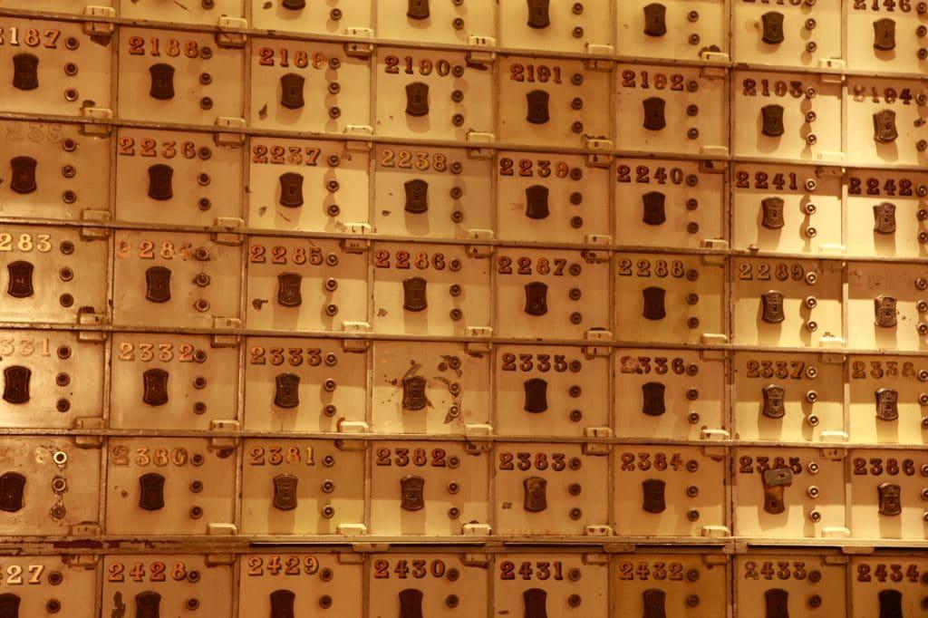 Histoire Hotel Banke Paris ancienne banque hôtel