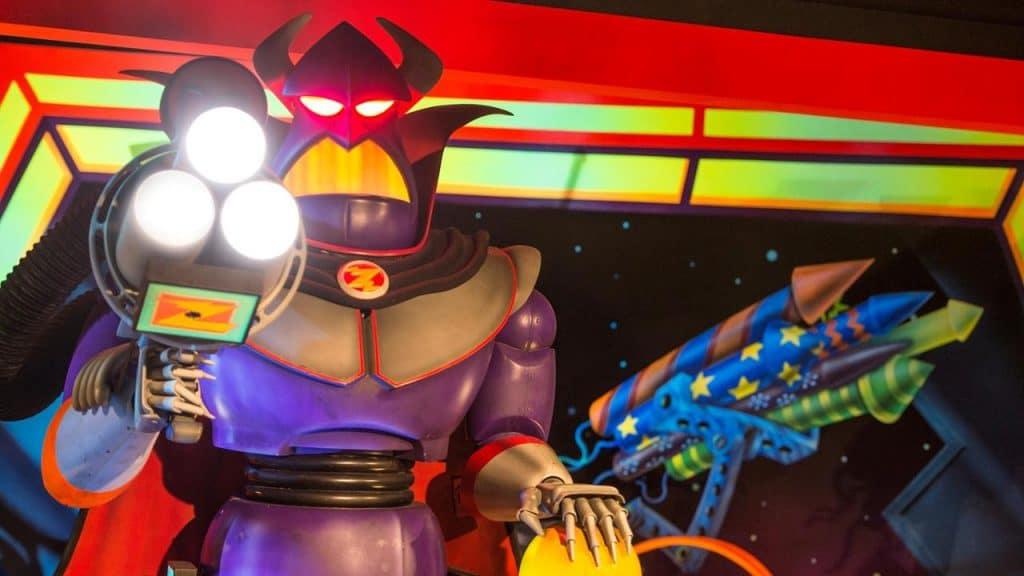 Réouverture attraction Buzz Lightyear Laser Blast Disneyland Paris février 2021