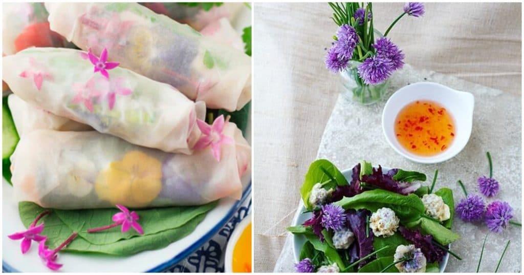 Fleurivore atelier dégustations fleurs comestibles Paris gastronomie