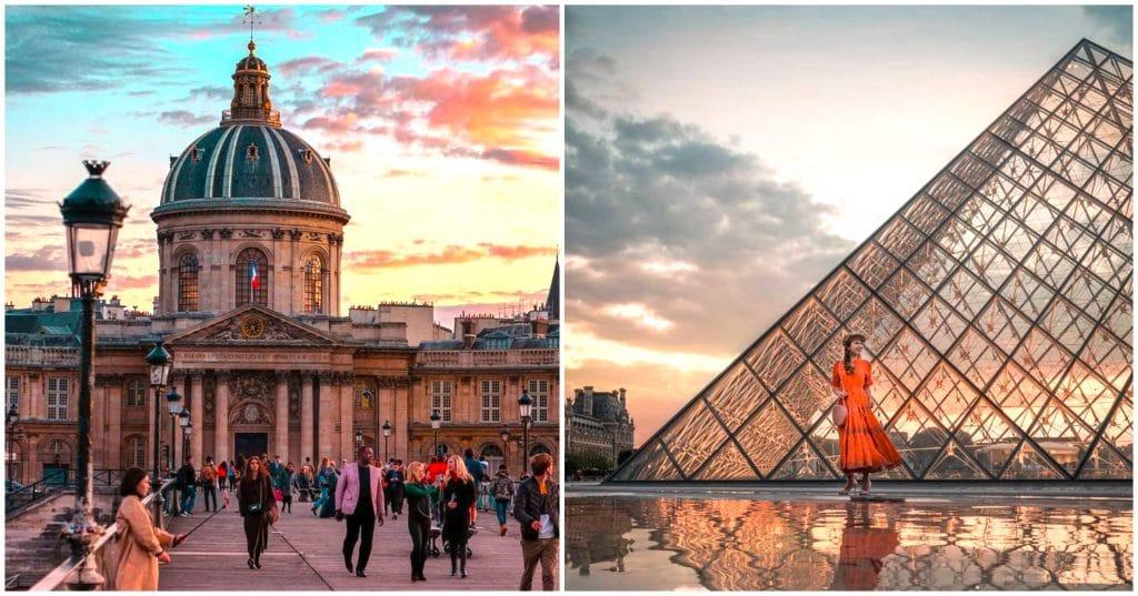 Spots extérieurs Instagrammables Paris photo