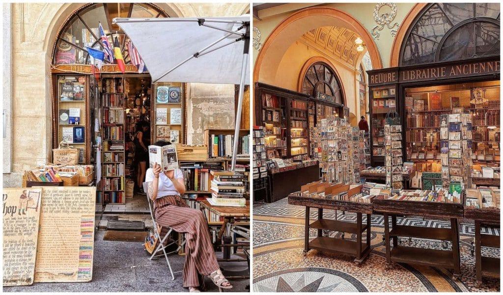 À la découverte des plus belles librairies de Paris !