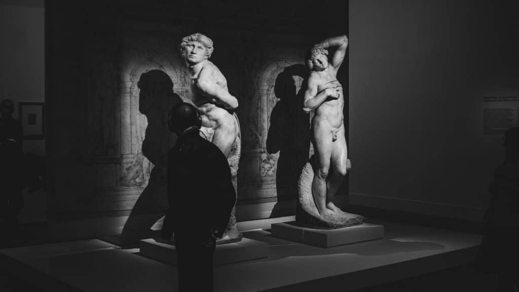 louvre exposition en ligne visite guidée virtuelle le corps et l'âme sculptures art italien renaissance