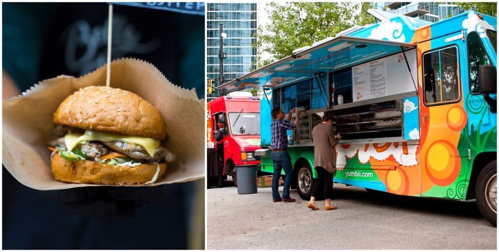 21 Food Truck La Défense Paris 2021