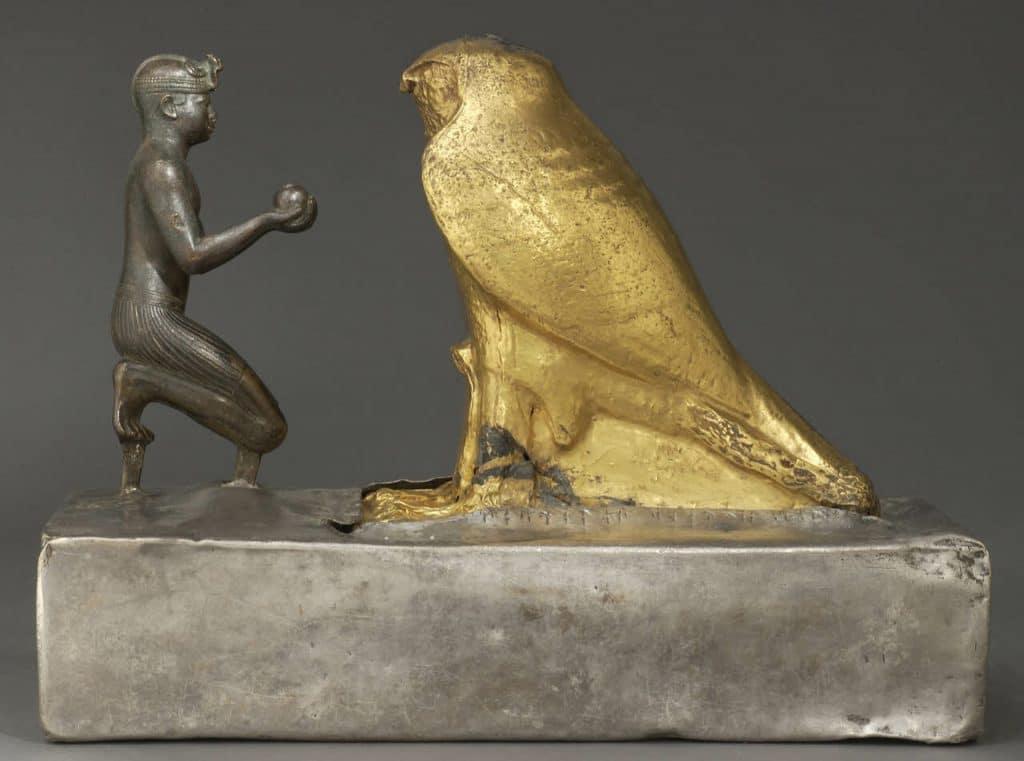 Exposition pharaons Egypte ancienne Musée du Louvre 2021