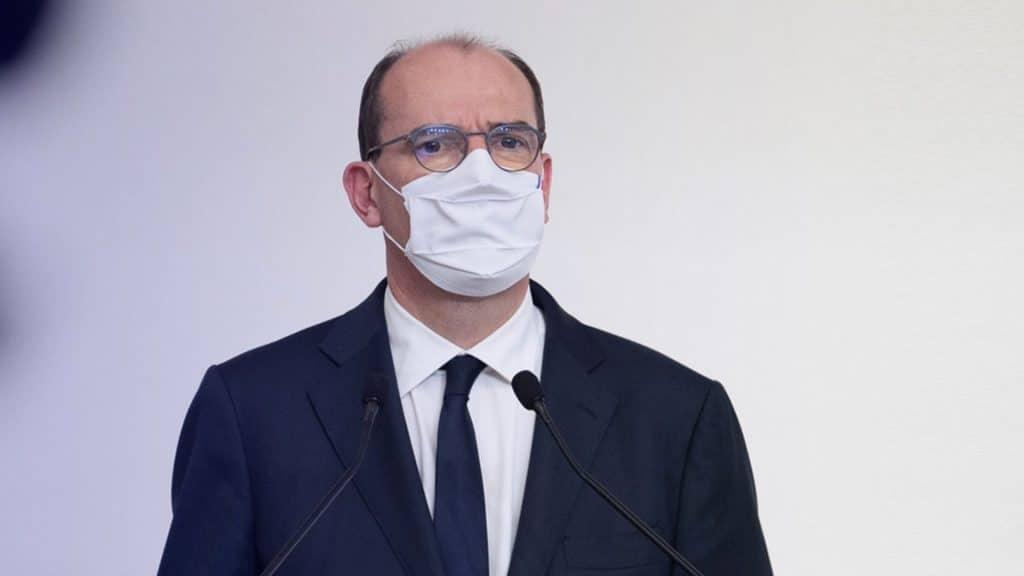 jean castex annonce coronavirus covid conférence de presse janvier 2021