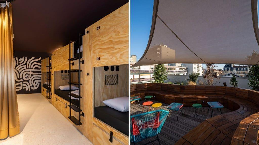 Jo & Joe ouvre une nouvelle auberge de jeunesse avec un bar et un rooftop à Nation !