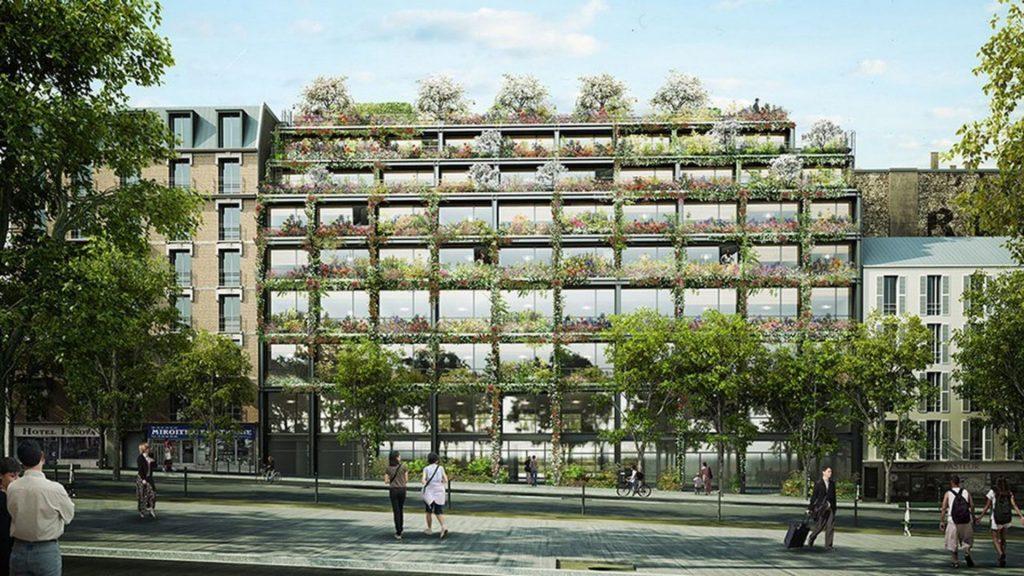 villa m paris centre de santé du futur 15ème arrondissement