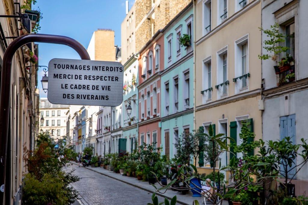 Secrets histoire rue Crémieux Paris