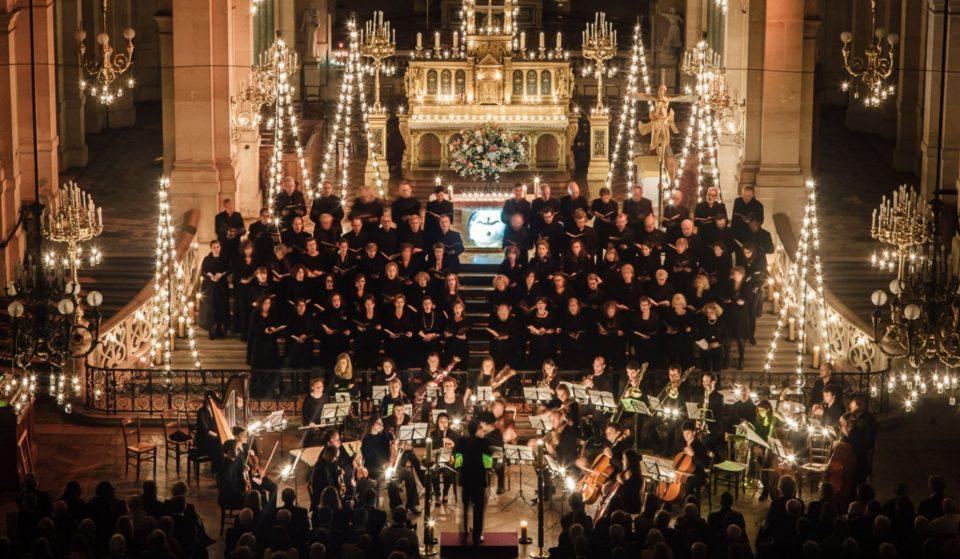 Chœur de Paris : Des concerts d'exception à l'Église de la Sainte-Trinité à Paris !