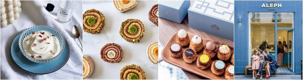 Maison Aleph Pop up store Galeries Lafayette Gourmet Paris 2021