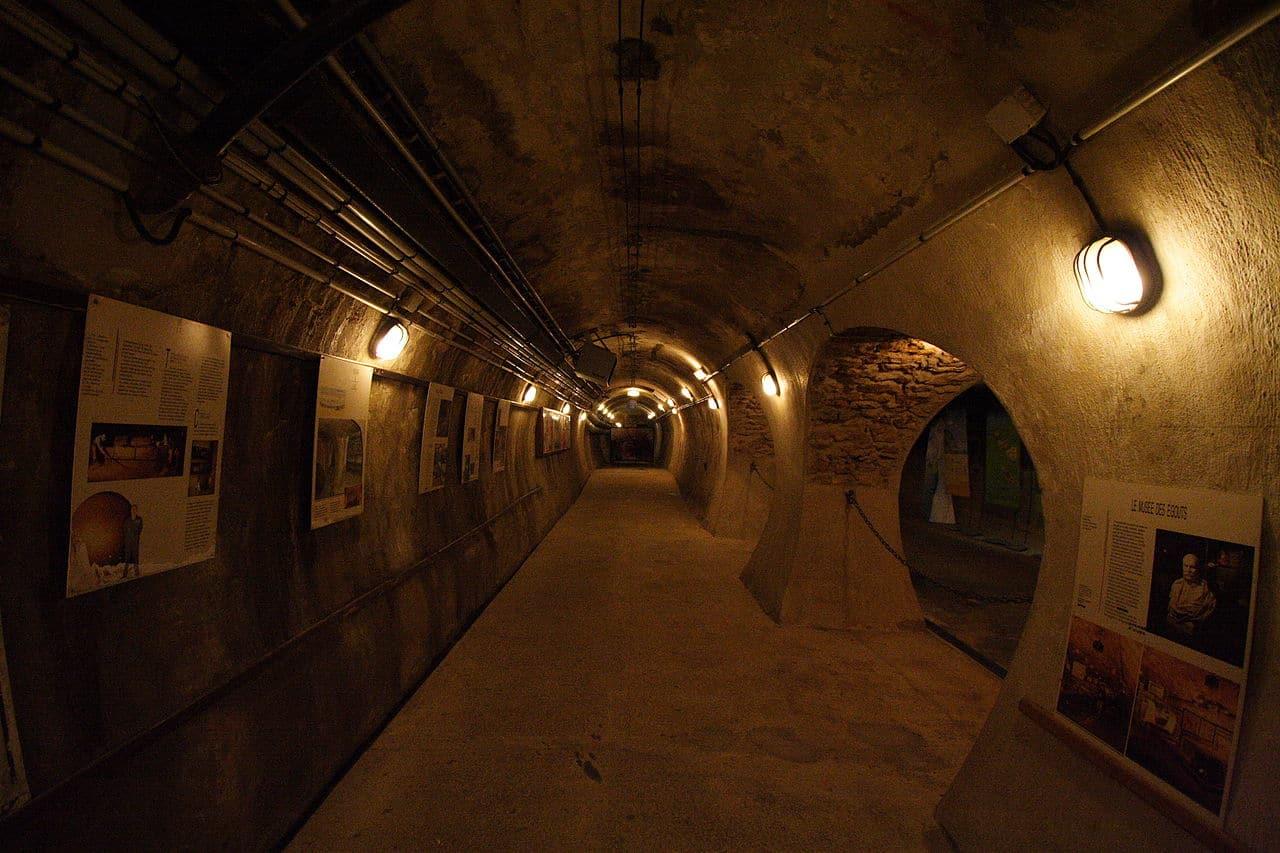 musée des égouts de paris ouverture 2021 culture