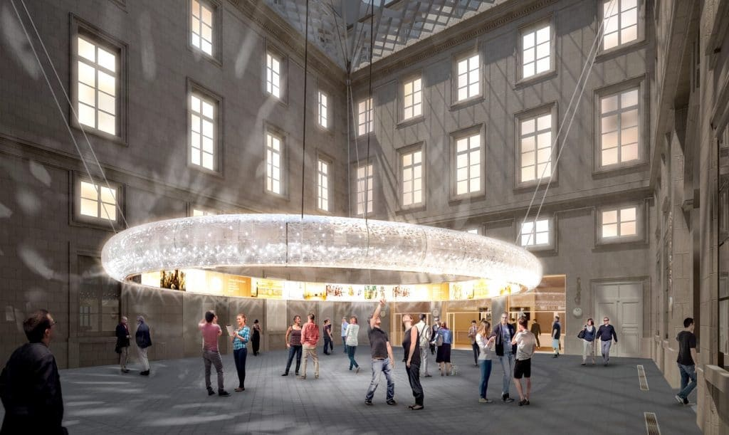 hotel-de-la-marine-paris 2021 collection al thani musée ouverture
