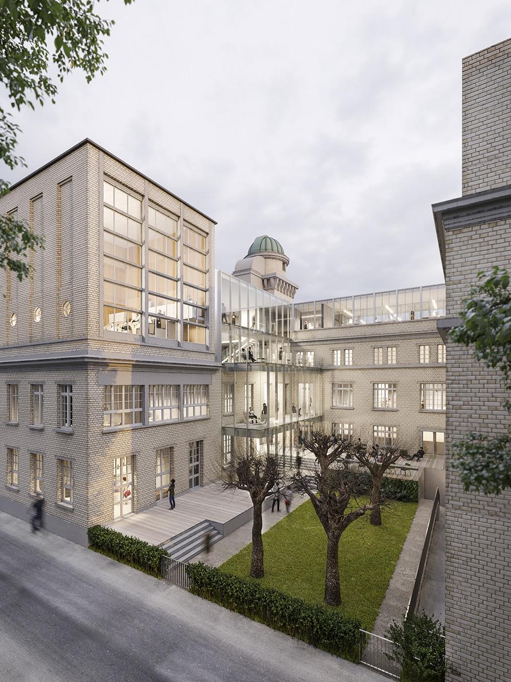 maison poincaré musée des mathématiques paris 2021
