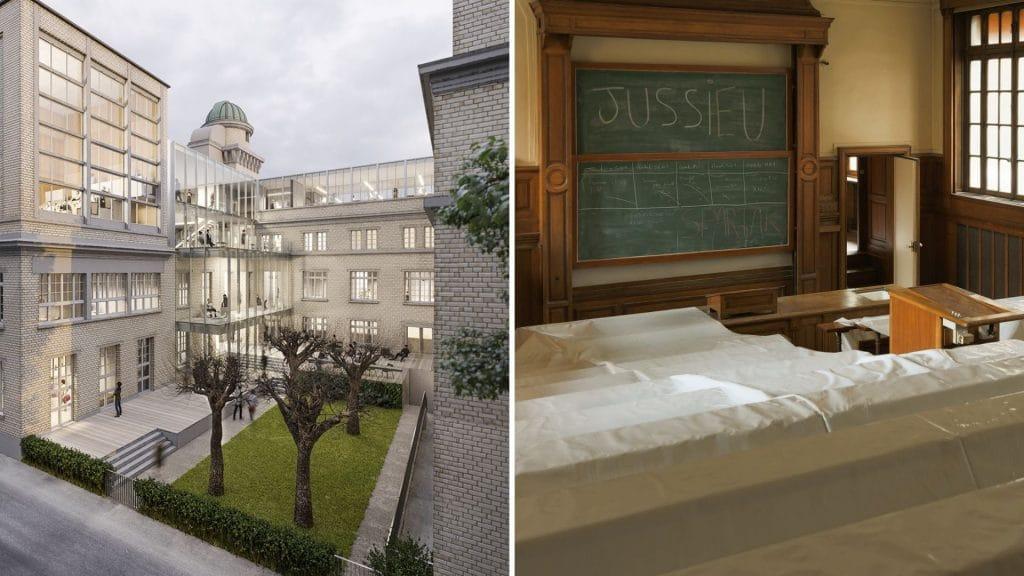 maison des mathématiques poincaré sorbonne musée paris 2021