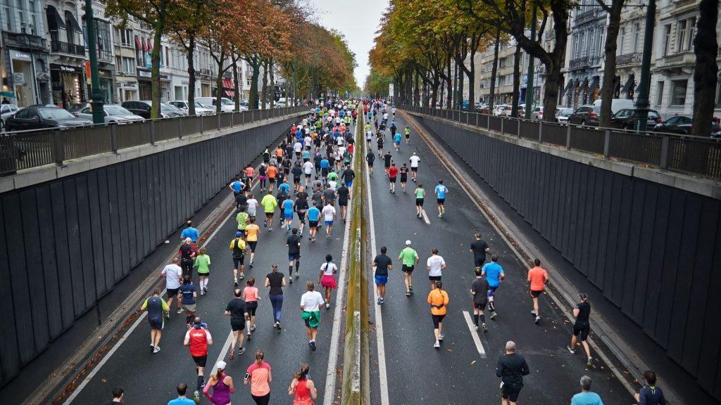 marathon de paris événements paris 2021 maintenus