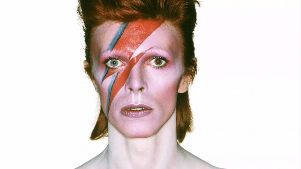 Expo David Bowie Paris 2021