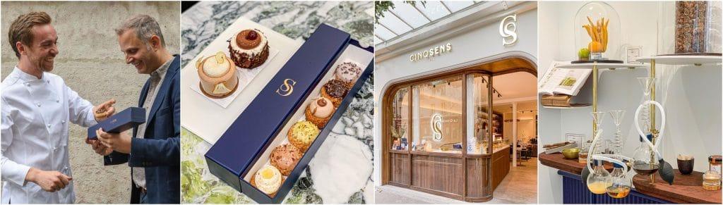 Nouvelles pâtisseries Paris 2021
