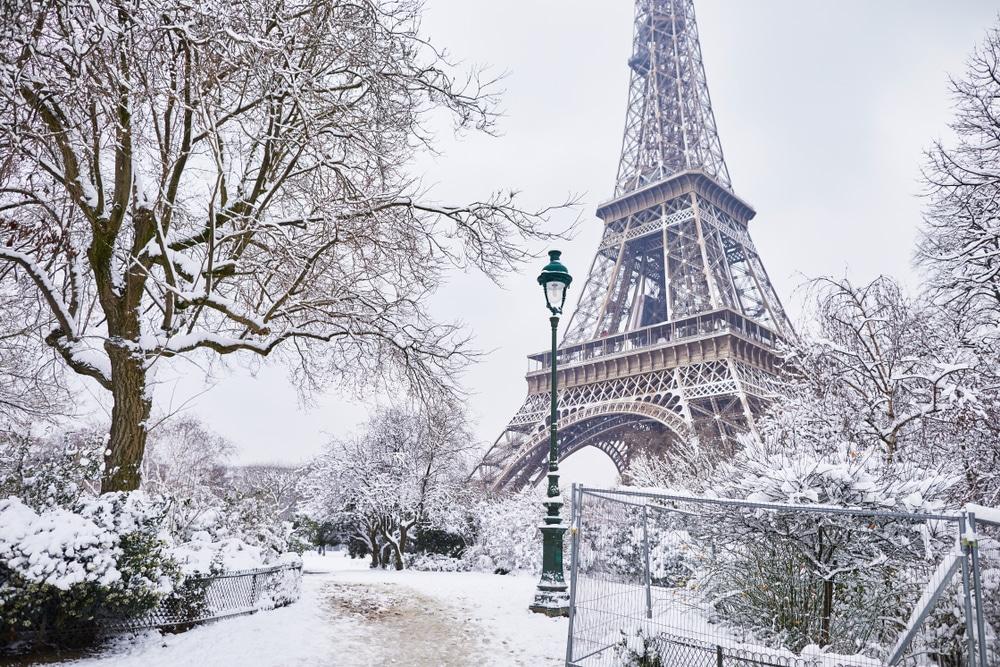 Météo Neige Ile-de-France Paris samedi 16 janvier 2021