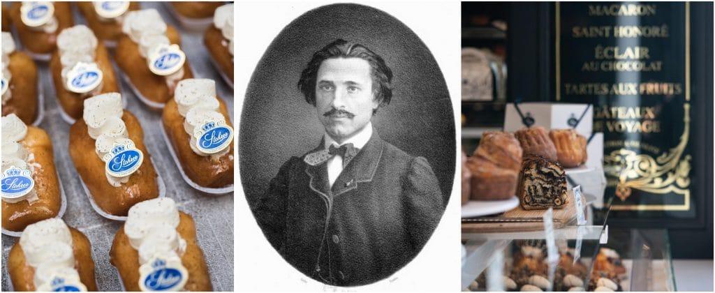 Histoire secrets Stohrer plus ancienne pâtisserie Paris