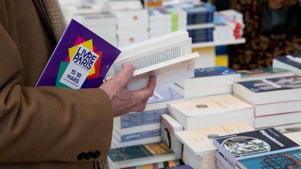 livre paris salon du livre 2021 paris expo édition librairie