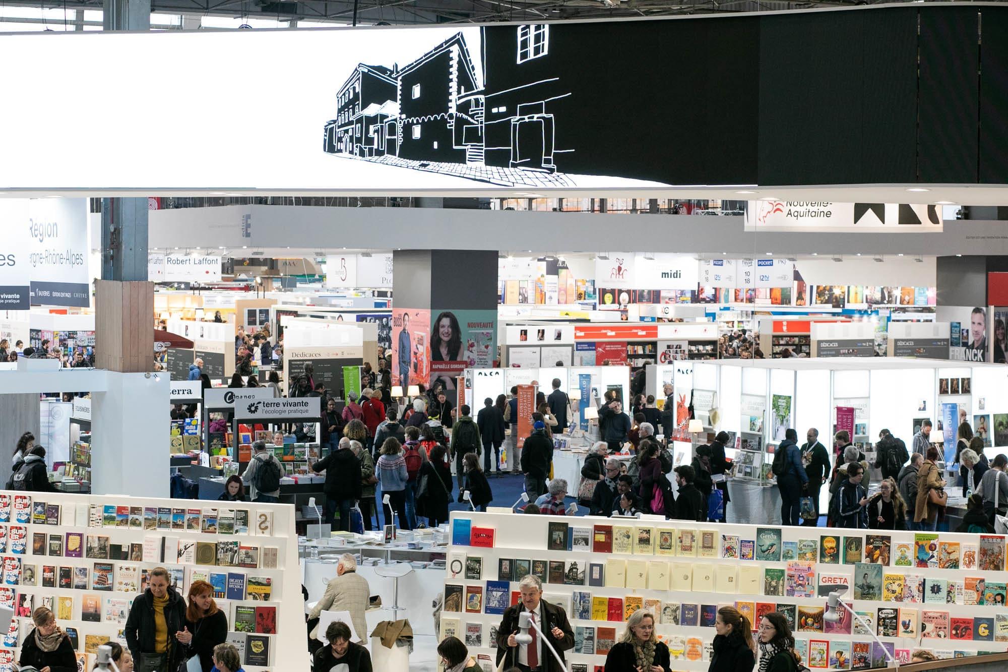 salon du livre 2021 paris expo mai reporté