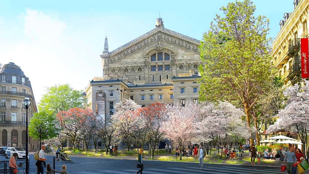 Plan arbres Paris 2026
