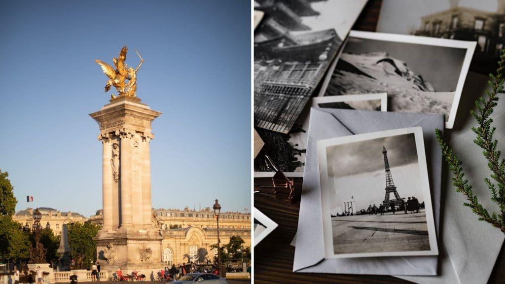 Culture : Les vestiges encore visibles de l'histoire de Paris !