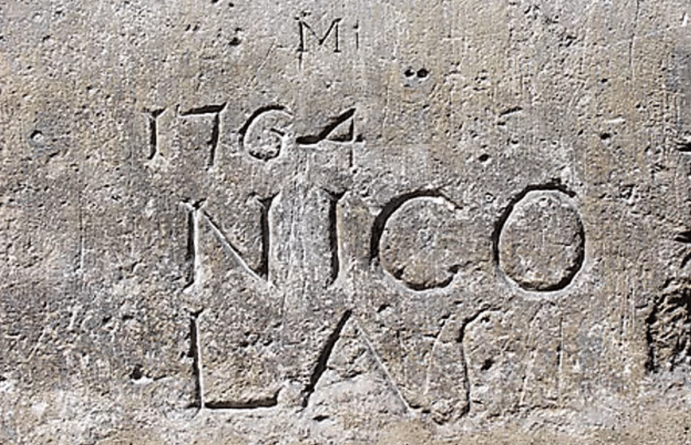 graffiti paris 1764 nicola place vendome