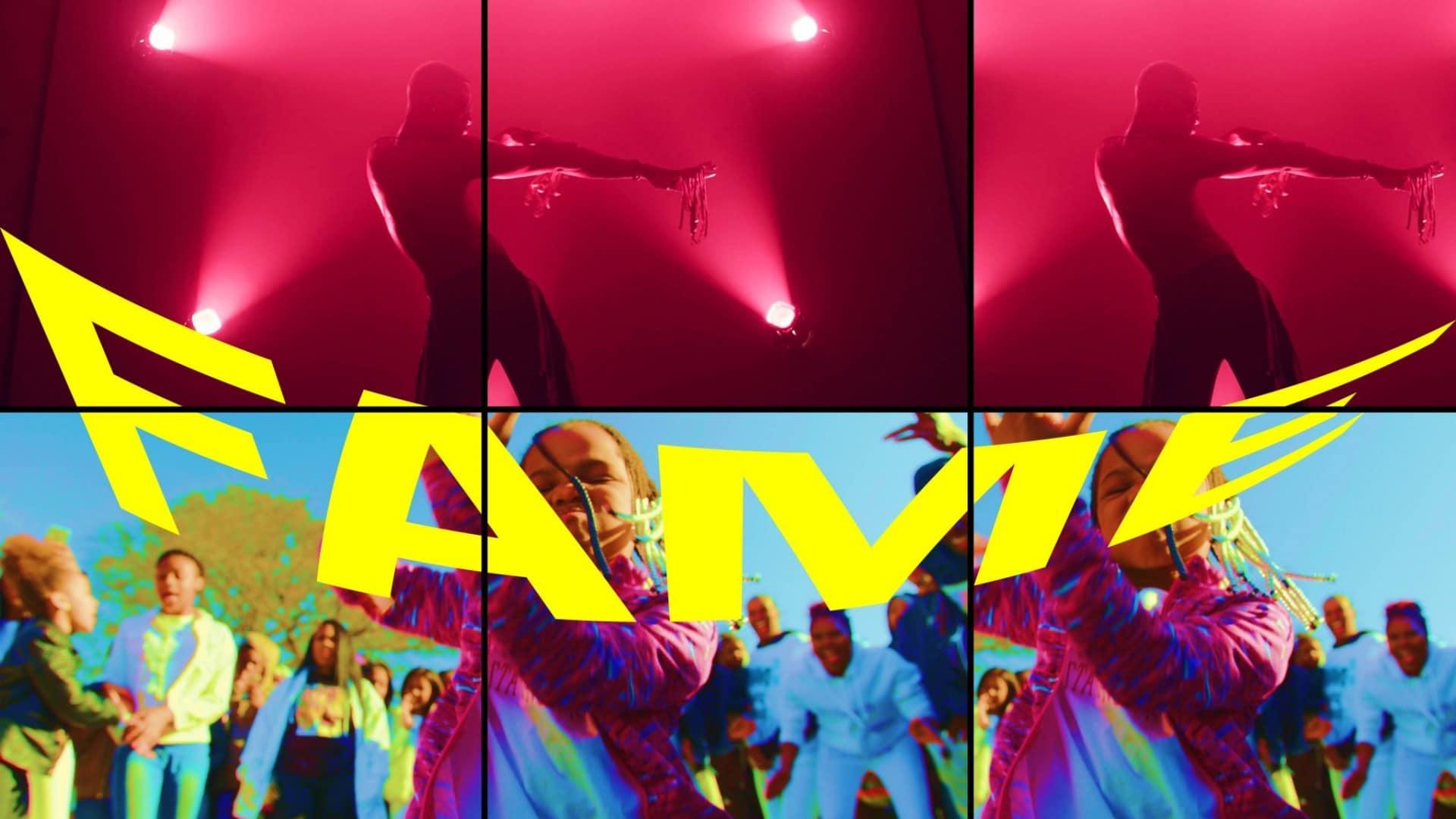 fame - Gaité lyrique - films - festival - projection - musique