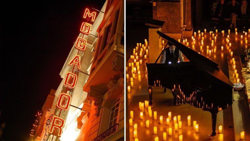 candlelight théâtre mogador paris concert musique classique fever