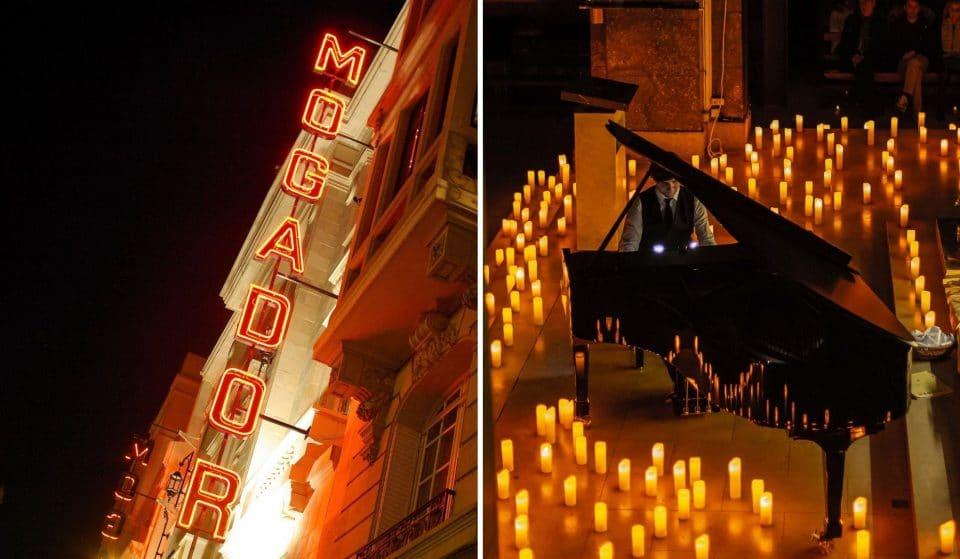 Candlelight : La magie des concerts classiques à la bougie arrive au Théâtre Mogador à Paris !