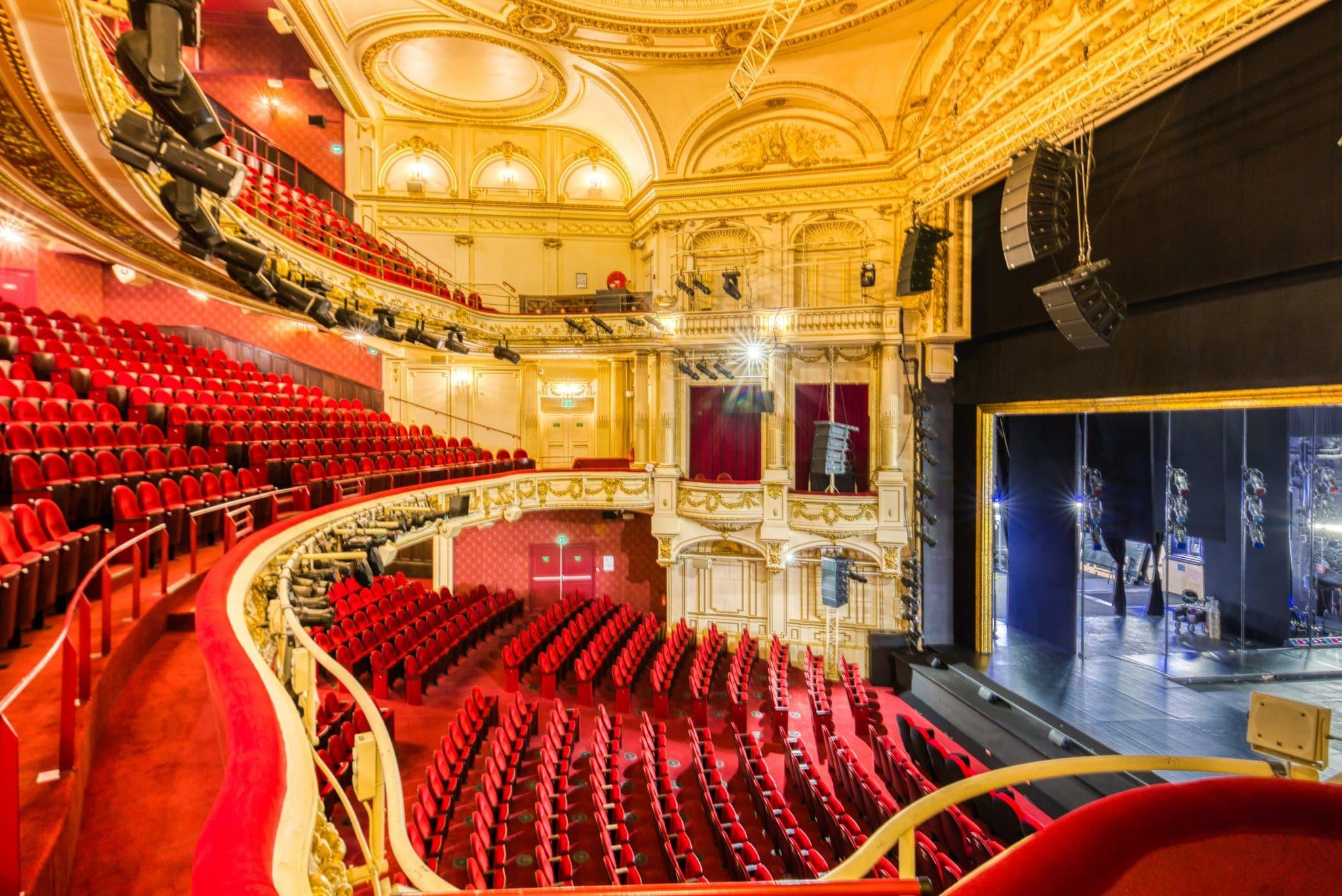 Auditorium-Théâtre Mogador-candlelight concert à la bougie paris musique classique
