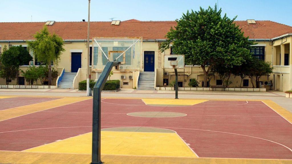 paris cours d'école parc square sport plein air quartier lieu de vie