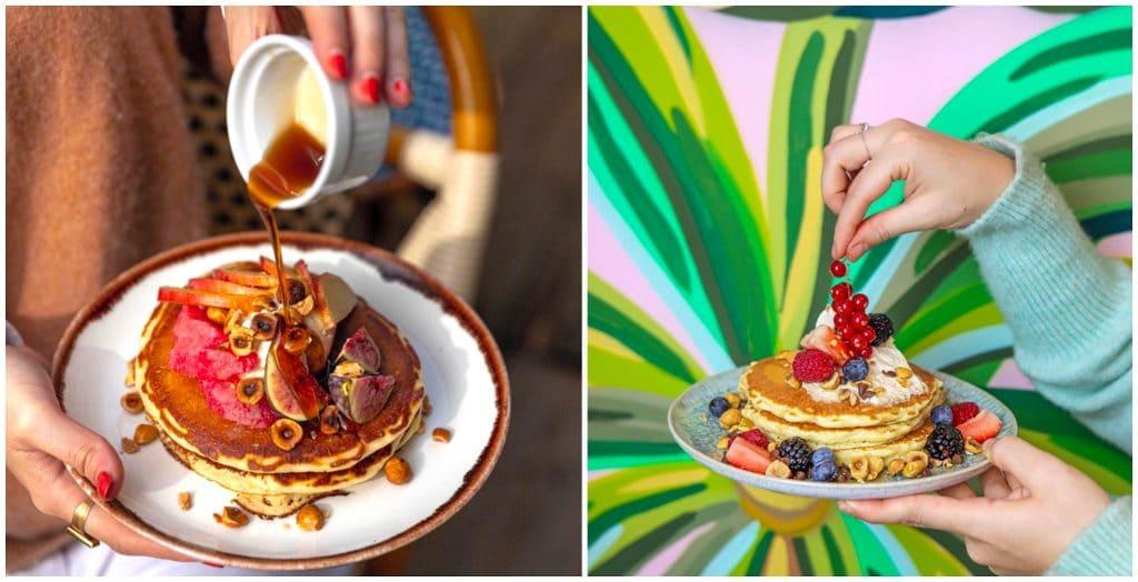 Meilleurs pancakes Paris